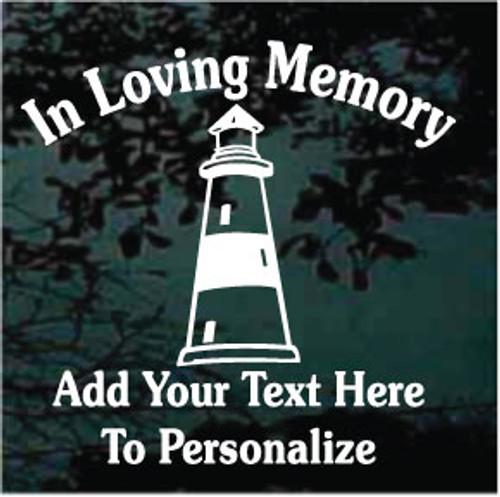 Nautical Lighthouse Memorial