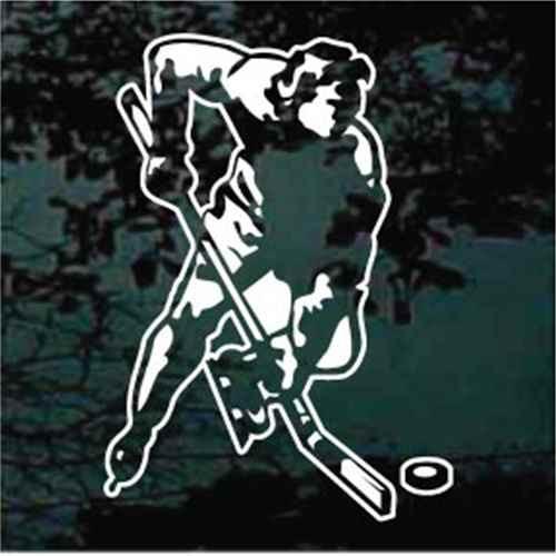 Detailed Hockey Player