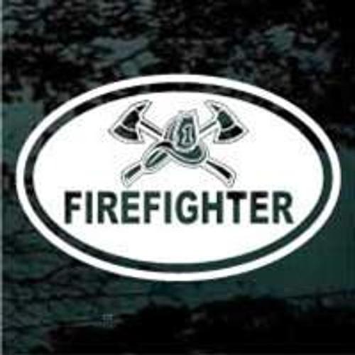 Oval Firefighter