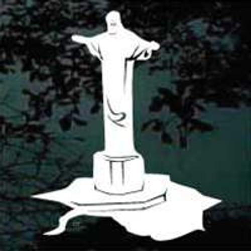 Jesus Statue Brazil