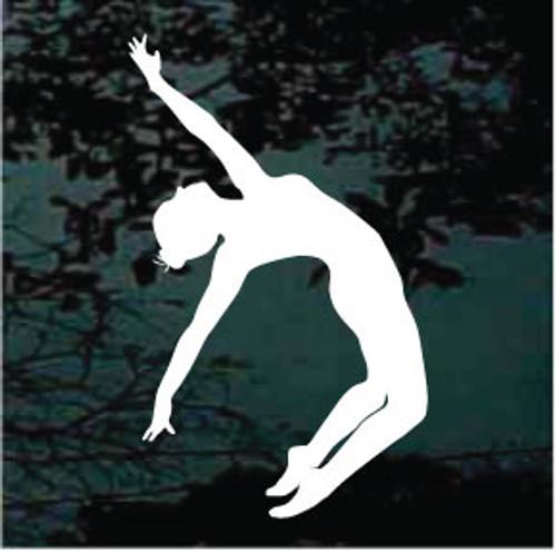Back Bend Ballerina