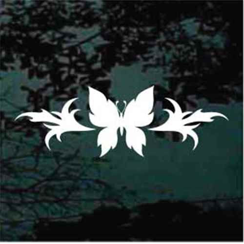 Butterfly decals for windows