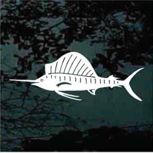 Detailed Sailfish