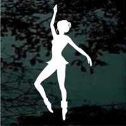 Cute Aerobic Dancer