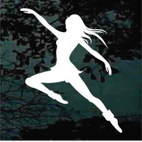 Aerobics Ballet Pose