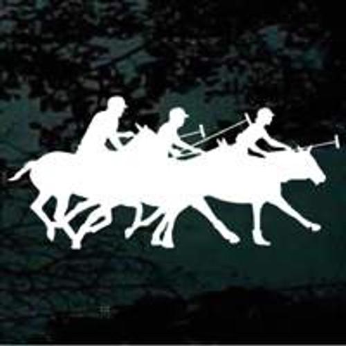 Horse Polo 05