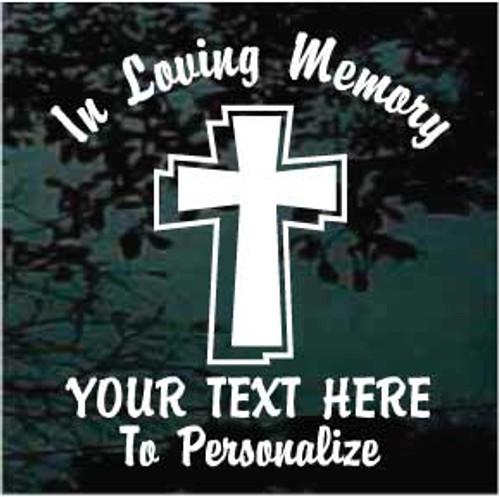 Christian Cross Memorial 05