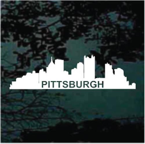Pittsburgh Skyline 02