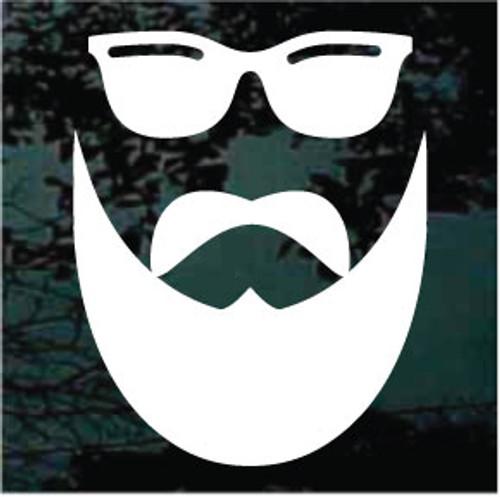 Hipster Mustache 04
