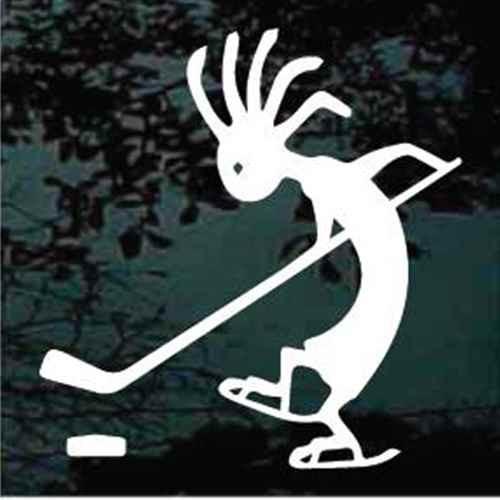 Kokopelli Hockey Player