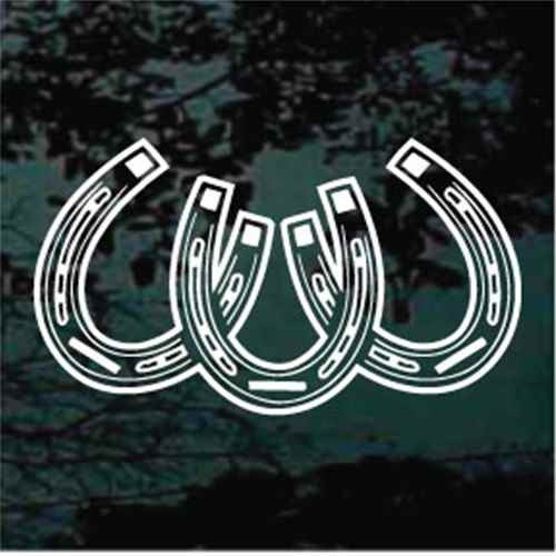 3 Interlocking Horseshoes