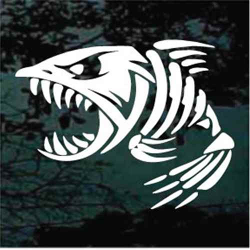 Angry Fish Bones