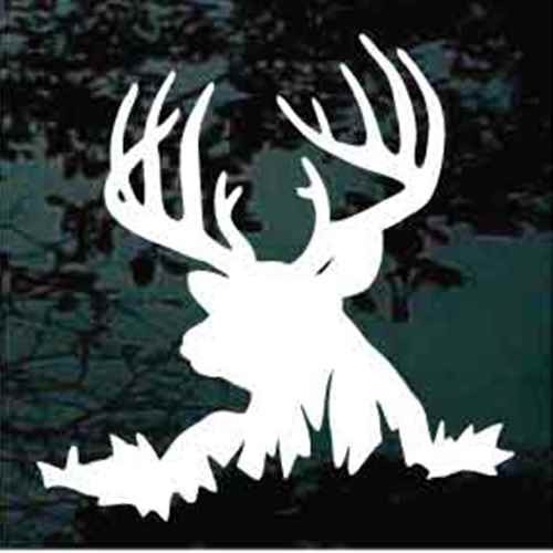 Deer Decals Deer Stickers Decal Junky