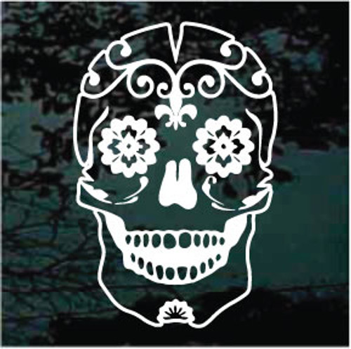 Mexican Sugar Skull 09