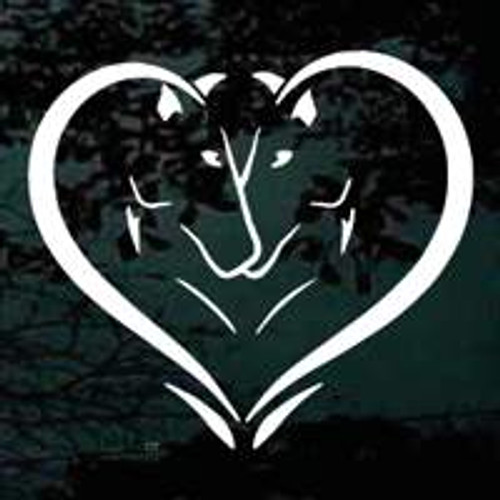 Arabian Horse Heart