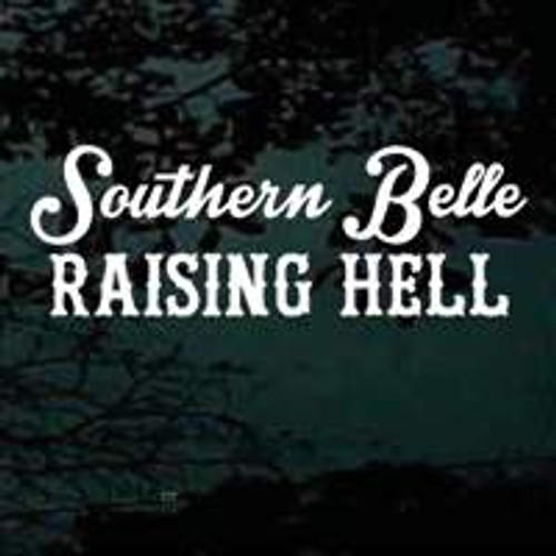 Southern Belle Raising Hell 01