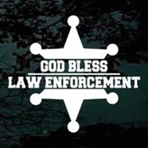 God Bless Law Enforcement