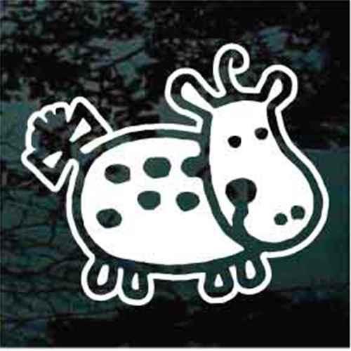 Polka Dot Hippo
