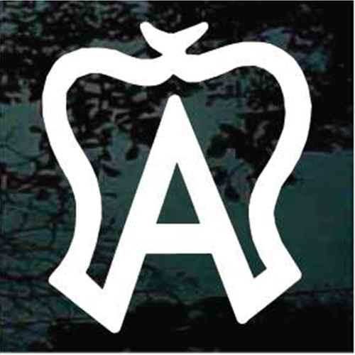 American Warmblood Horse Breed Logo