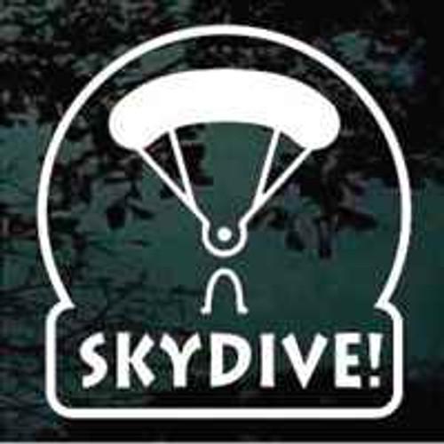 SKYDIVE! Banner