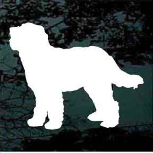 Goldendoodle Silhouette