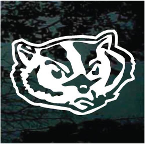 Badger Mascot 02
