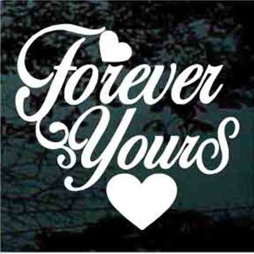 Forever Yours With Heart