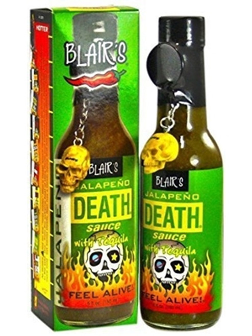 Blair's Jalapeno Death with Tequila