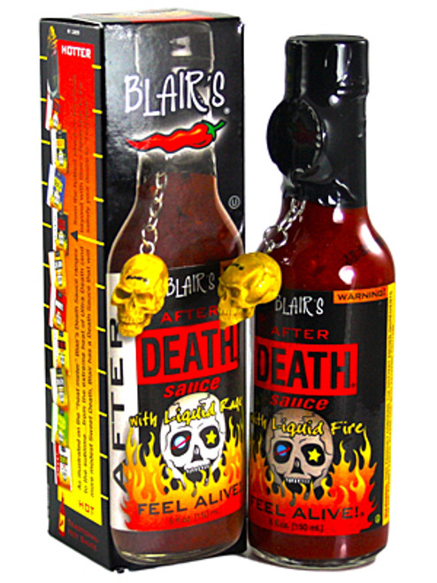 Blair's After Death with Liquid Fire