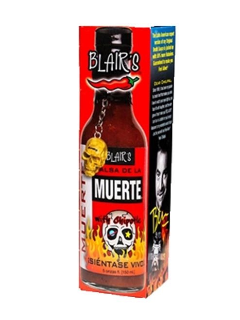 Blair's Salsa De La Muerte Con Chipotle Hot Sauce