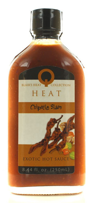 Blair's Q Heat Chipotle Slam Exotic Hot Sauce