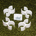 (1) Set of 4 Clip and GO Wing Clips