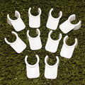 (1) Pack of 10 Small Clip on Jump Cups for 3/4 PVC