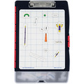 Magnetic Course Map Clipboard