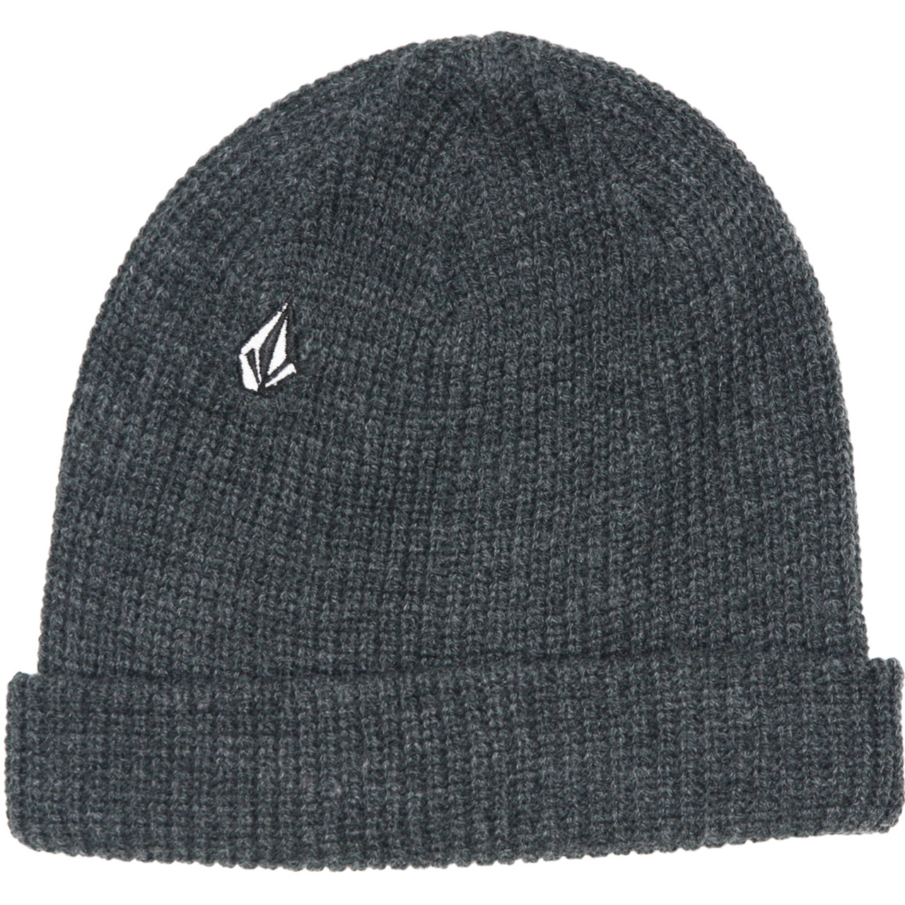 Volcom Beanie - Full Stone - Charcoal - Surf and Dirt ac5635342399