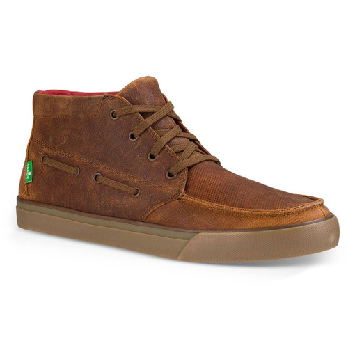 Sanuk Boots - Sea Mid Deluxe - Brown