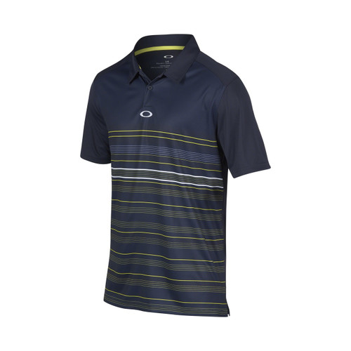 Oakley Shirt - High Crest Polo - Fathom