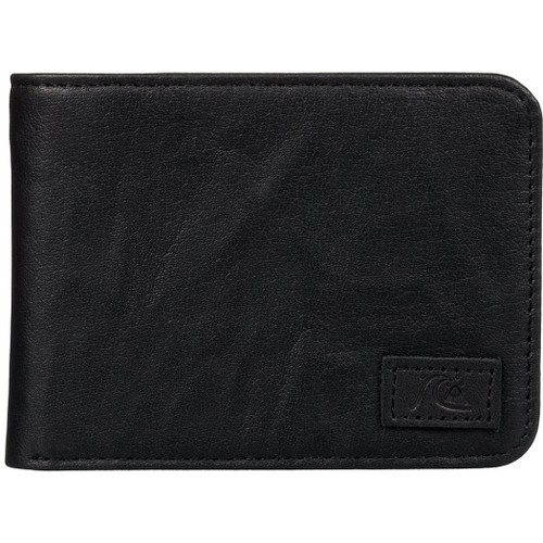 Quiksilver Wallet - Round Up - Black