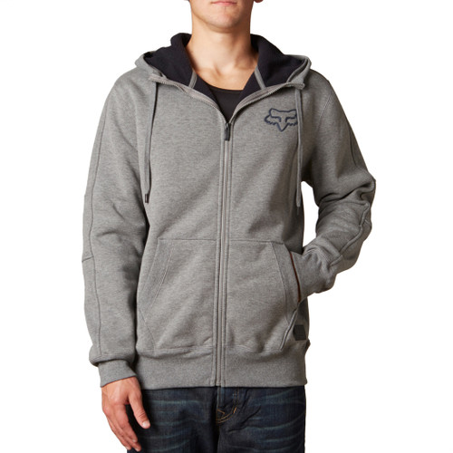 Fox Hoody - Kounter Sherpa - Graphite