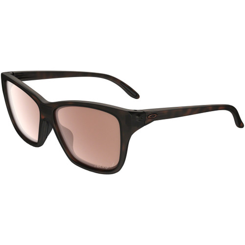 Oakley Womens Sunglasses - Hold On Polarized - Tortoise Brown