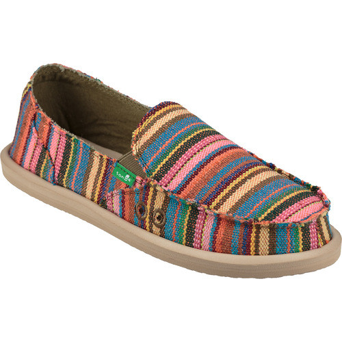 Sanuk Women's Shoes - Donna Kauai Blanket - Cabaret Kauai Blanket