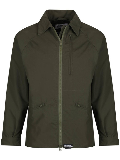 Our Greenspot® DV Heritage Jacket is ideal for touring cyclists.