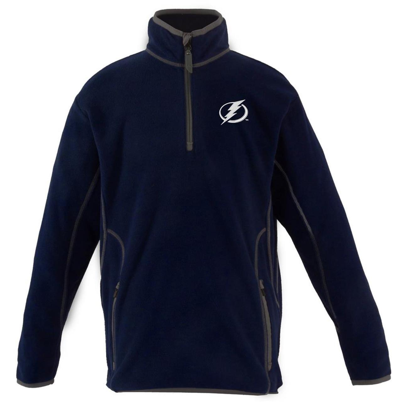 Lighting Jacket: Tampa Bay Lightning Youth Pullover Jacket