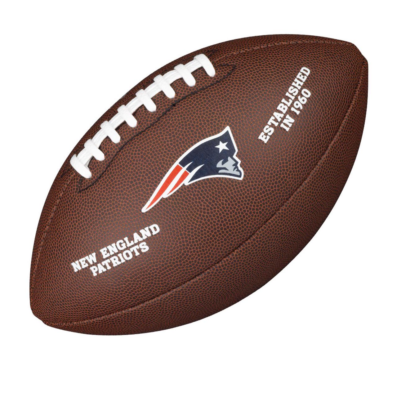 WILSON new england patriots NFL official senior composite american ... 1629c51786e