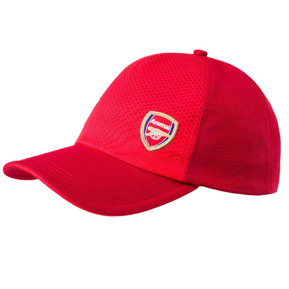 0128e2d9f6b PUMA Official Arsenal FC Snapback Cap 2017  2018 Adjustable Red ...