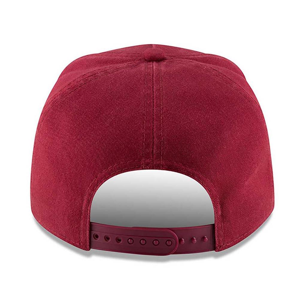 NEW ERA cleveland cavaliers adjustable NBA basketball cap  granat ... 8a900ce1e25