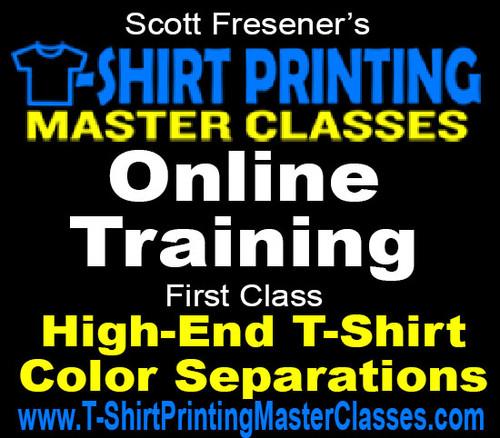 Photoshop, High-End Color Seps, Adobe Illustrator - Online Master Classes
