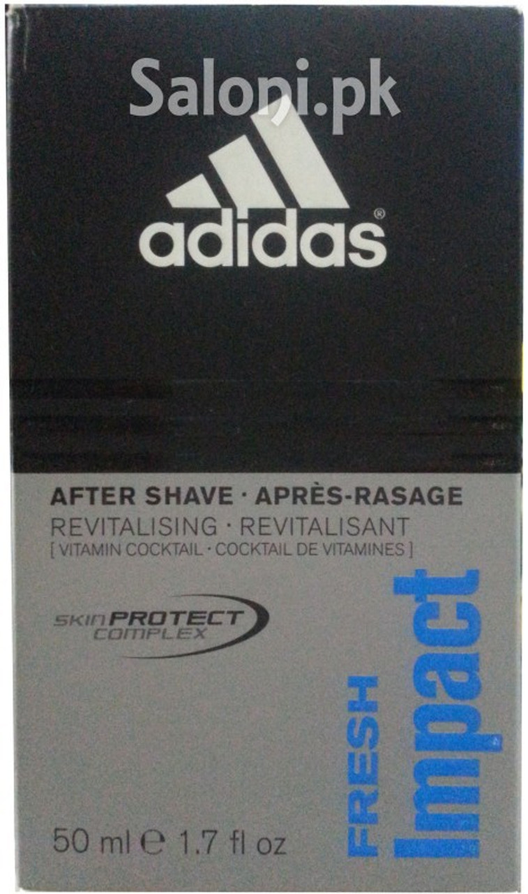 the latest 479b8 0ceed Adidas After Shave Revitalising Fresh Impact - LiveWell.PK