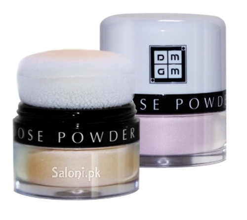 Dmgm Shimmer & Shine Loose Powder Silver  buy online in Pakistan best price original product