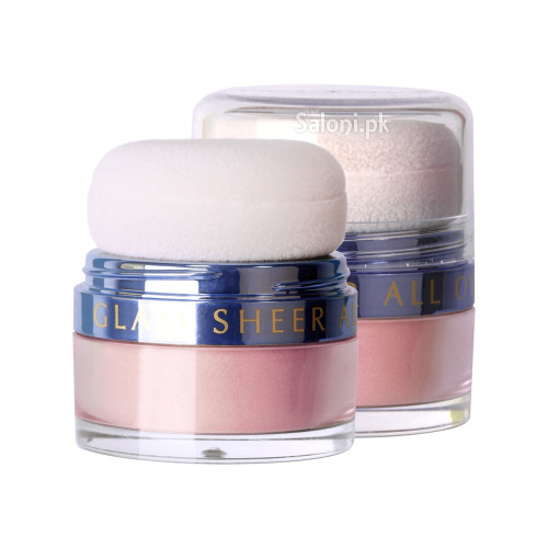 Diana Glam Sheer All Over Loose Powder 03 Pink Sheer buy online in Pakistan best price original product